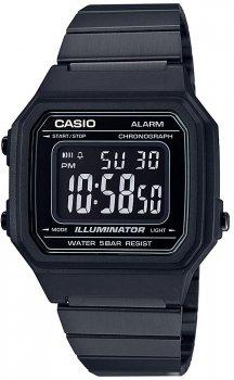 Casio B650WB-1BEF - zegarek męski