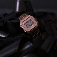 Casio Vintage B650WC-5AEF zegarek damski retro VINTAGE Maxi bransoleta