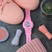 Baby-G BA-110-4A1ER Baby-G zegarek damski sportowy mineralne
