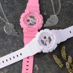 Baby-G BA-110-4A1ER Baby-G sportowy zegarek różowy
