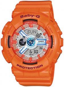 Baby-G BA-110SN-4AER - zegarek damski