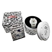 Casio BA-120KT-7AER zegarek biały sportowy Baby-G pasek