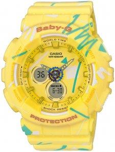 Baby-G BA-120SC-9AER - zegarek damski