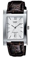 Casio BEM-100L-7AVEF męski zegarek Beside pasek