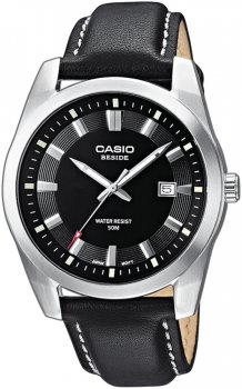 Casio BEM-116L-1AVEF - zegarek męski