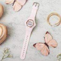 Casio BG-169G-4BER zegarek różowy sportowy Baby-G pasek