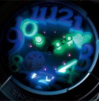 Baby-G BGA-130-2BER damski zegarek Baby-G pasek