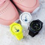 Baby-G BGS-100-1AER Baby-G Step Tracker Baby-G sportowy zegarek czarny