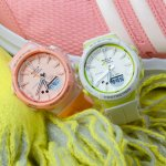 Zegarek damski Casio Baby-G baby-g BGS-100-4AER - duże 4