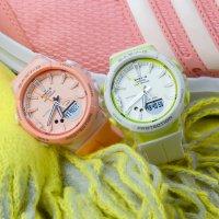 zegarek Casio BGS-100-7A2ER Baby-G Step Tracker damski z chronograf Baby-G