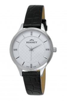 Bisset BSAE58SISX03BX - zegarek damski