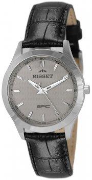 Bisset BSCE50SIVX03BX - zegarek męski