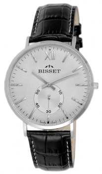 Bisset BSCE74SWSX03BX - zegarek męski