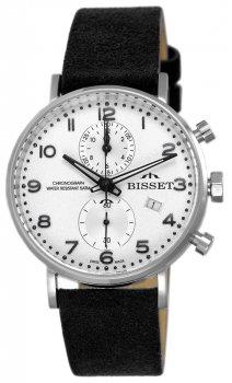Bisset BSCE84SASB05AX - zegarek męski