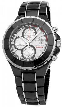 Bisset BSFE10BISB10AX - zegarek męski