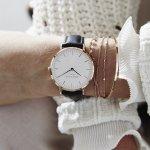 Rosefield BWBLR-B1 Bowery Bowery zegarek damski klasyczny mineralne