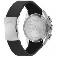 Citizen BZ1020-14L Ecodrive sportowy smartwatch srebrny