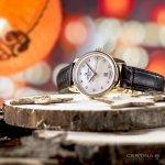 Certina C001.007.36.116.00 DS Podium Lady DS Podium Lady Automatic DIAMONDS zegarek damski klasyczny szafirowe