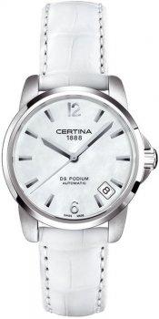 Certina C001.207.16.117.00 - zegarek damski