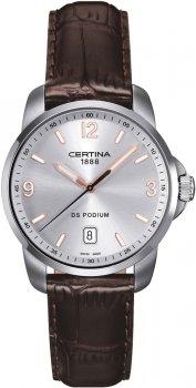 Certina C001.410.16.037.01 - zegarek męski
