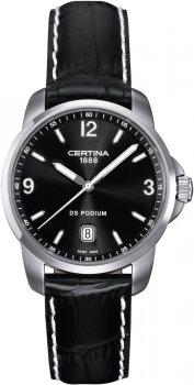 Certina C001.410.16.057.01-POWYSTAWOWY - zegarek męski