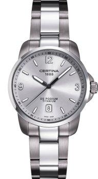 Certina C001.410.44.037.00 - zegarek męski