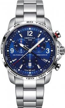 Certina C001.647.11.047.00 - zegarek męski