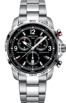 Certina C001.647.11.057.00 - zegarek męski