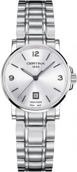 Certina C017.210.11.037.00 - zegarek damski