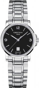 Certina C017.210.11.057.00 - zegarek damski