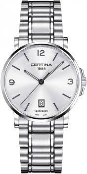 Certina C017.410.11.037.00 - zegarek męski