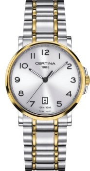 Certina C017.410.22.032.00 - zegarek męski