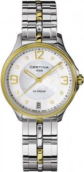 Certina C021.210.22.116.00 - zegarek damski