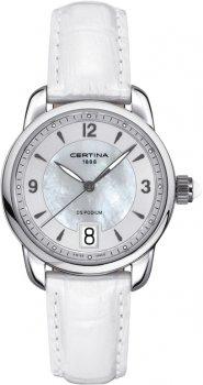 Certina C025.210.16.117.00 - zegarek damski