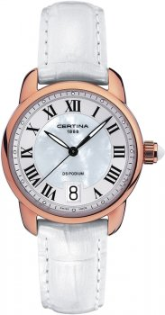 Certina C025.210.36.118.00 - zegarek damski