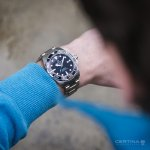 Zegarek Certina DS Action Diver Powermatic 80 Sea Turtle Special Edition - męski  - duże 7
