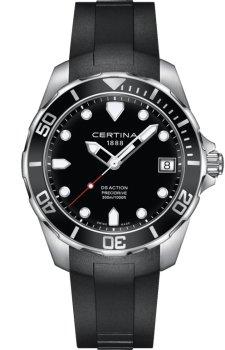 Certina C032.410.17.051.00 - zegarek męski