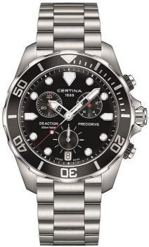 Certina C032.417.11.051.00 - zegarek męski