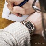 Zegarek damski Certina  ds-8 C033.234.22.088.00 - duże 8