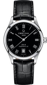 Certina C033.407.16.053.00 - zegarek męski
