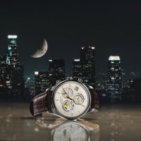 zegarek Certina C033.450.16.031.00 DS-8 Chronograph Moon Phase męski z chronograf DS-8