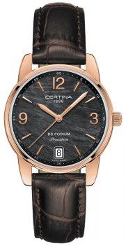 Certina C034.210.36.127.00 - zegarek damski
