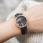 Certina C034.210.36.127.00 DS Podium Lady 33mm DS Podium Lady klasyczny zegarek różowe złoto