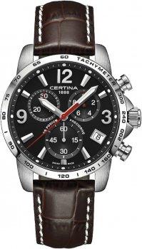 Certina C034.417.16.057.00 - zegarek męski
