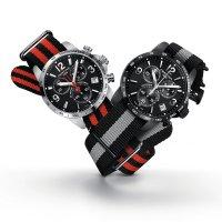 zegarek Certina C034.417.18.057.00 DS Podium Chronograph 1/10 sec męski z tachometr DS Podium