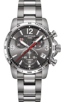 Certina C034.417.44.087.00 - zegarek męski