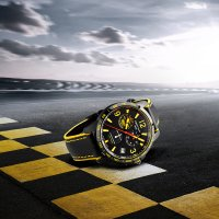 zegarek Certina C034.453.36.057.10 DS Podium Chronograph Lap Timer męski z tachometr DS Podium