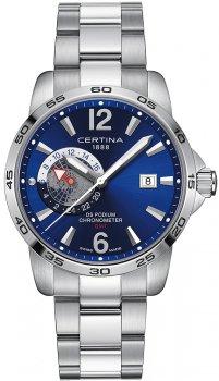 Certina C034.455.11.047.00 - zegarek męski