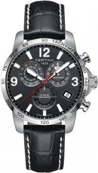 Certina C034.654.16.057.00 - zegarek męski