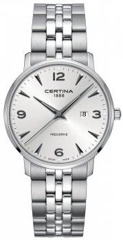 Certina C035.410.11.037.00 - zegarek męski